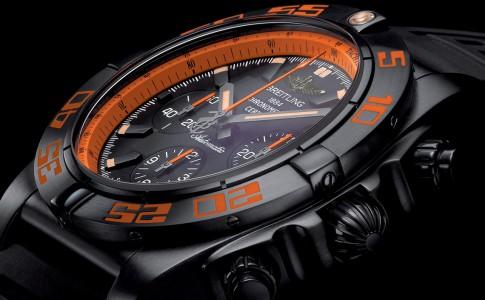 Chronomat 44 Raven - 418