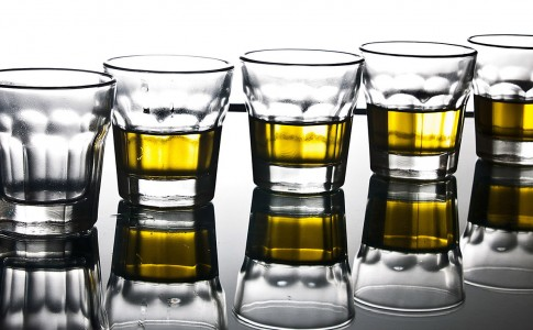 Alkoholrak