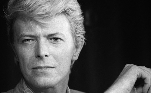 TO GO WITH AFP STORY by DEBORAH COLE and RAPHAELLE LOGEROT - FILES - A portrait taken on May 13, 1983 shows British singer David Bowie during a press conference at the 36th Cannes Film Festival. British rock icon David Bowie revives his love story with Berlin with his first new album in a decade out in March 2013, and the city is returning his affections with fervent tributes to its adopted son.     AFP PHOTO / RALPH GATTI        (Photo credit should read RALPH GATTI/AFP/Getty Images)