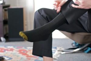 Crne čarape porno