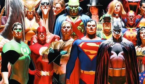 Justice League animirani porno